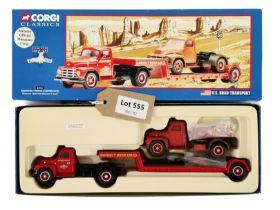 Corgi Diamond T620 With Diamond T Load - Diamond T Motor Corporation -