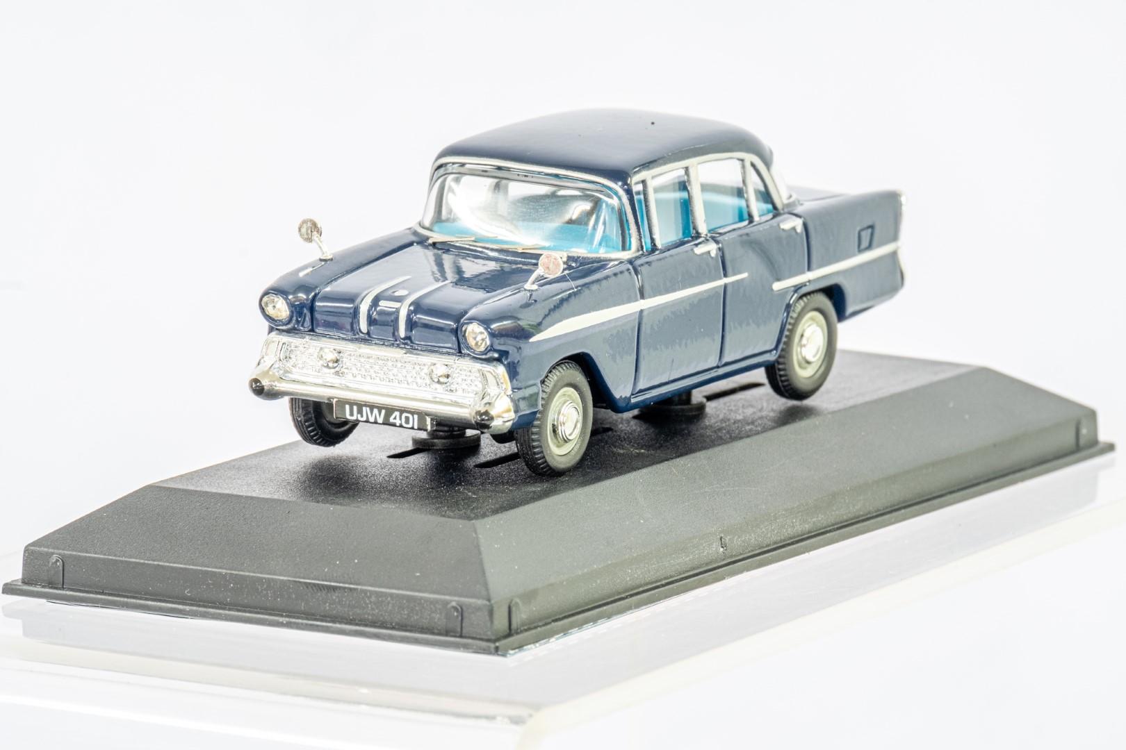 Vanguards Vauxhall Victor - Empress Blue - Image 2 of 3