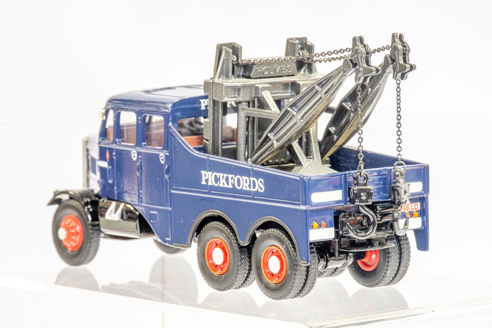 Corgi Pickfords Scammell Constructor Wrecker - Image 6 of 8