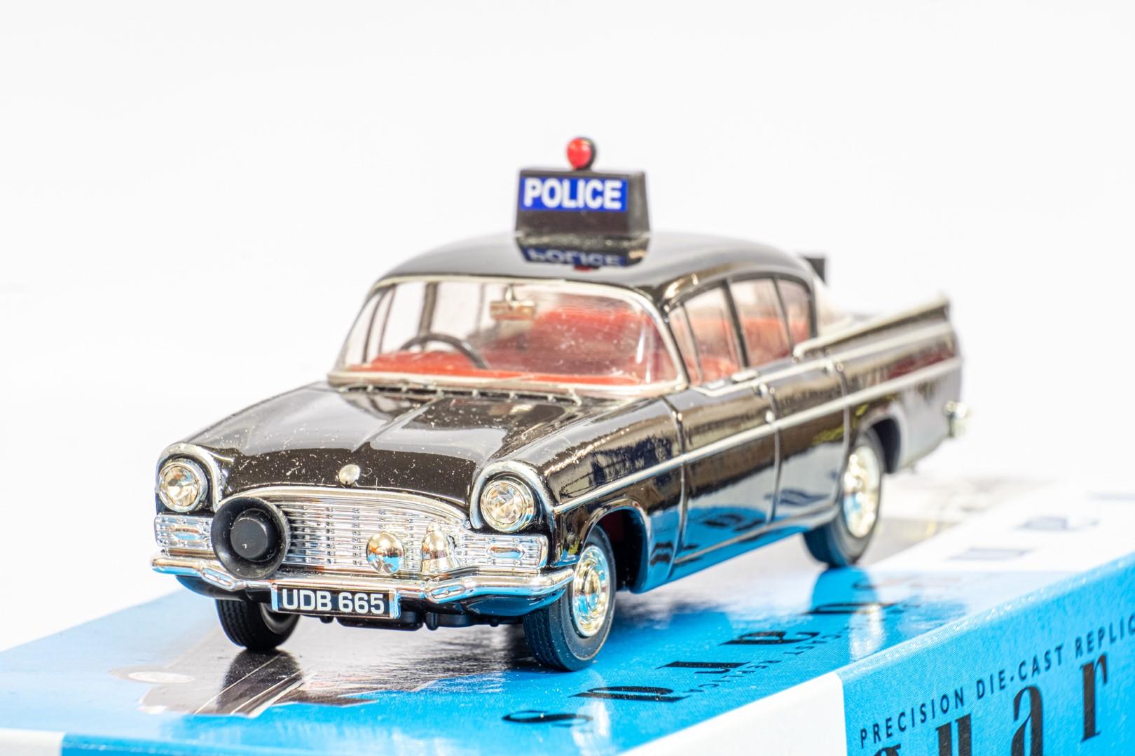 Vanguards Vauxhall Velox PA - Stockport Borough Police - Image 5 of 8