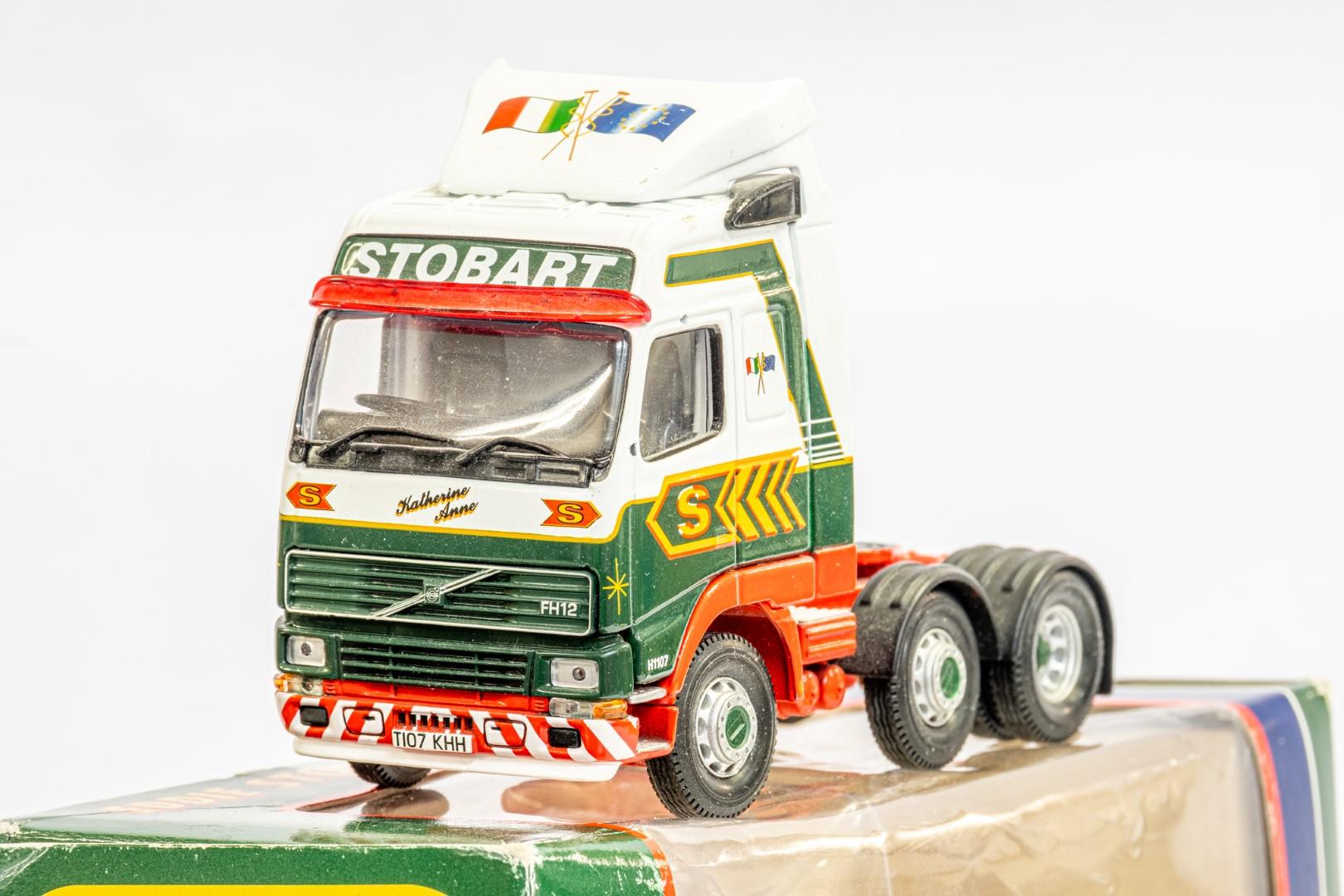 Corgi Volvo FH Tractot - Eddie Stobart Ltd - Image 4 of 7