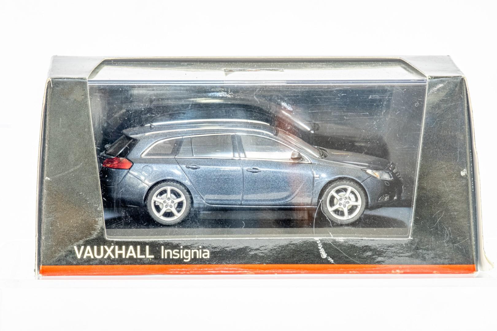 2 x Boxed Car Models - Vauxhall Zafira & Insignia - Image 2 of 7