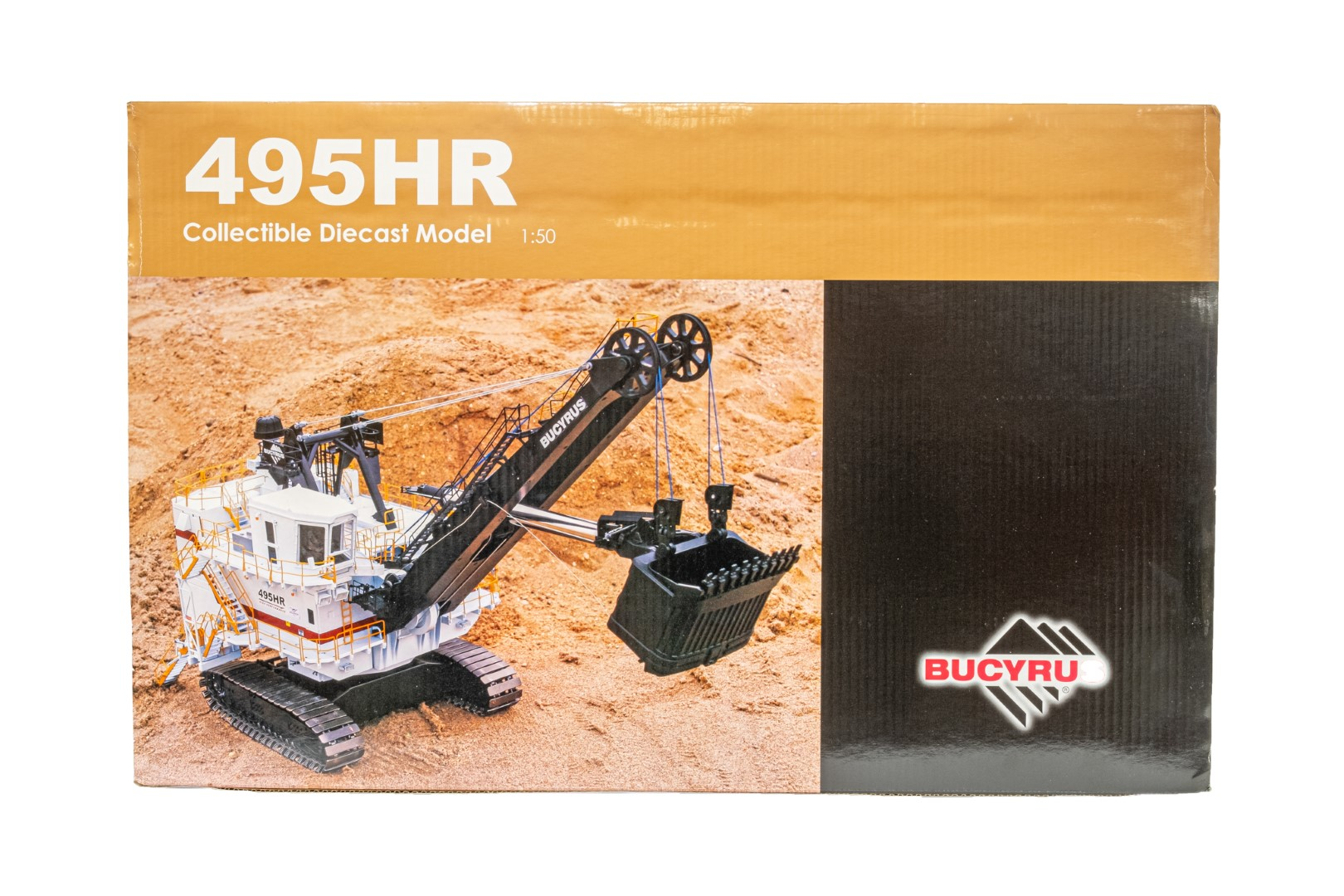 TWH Bucyrus 495HR Electric Mining Shovel - - Image 3 of 3