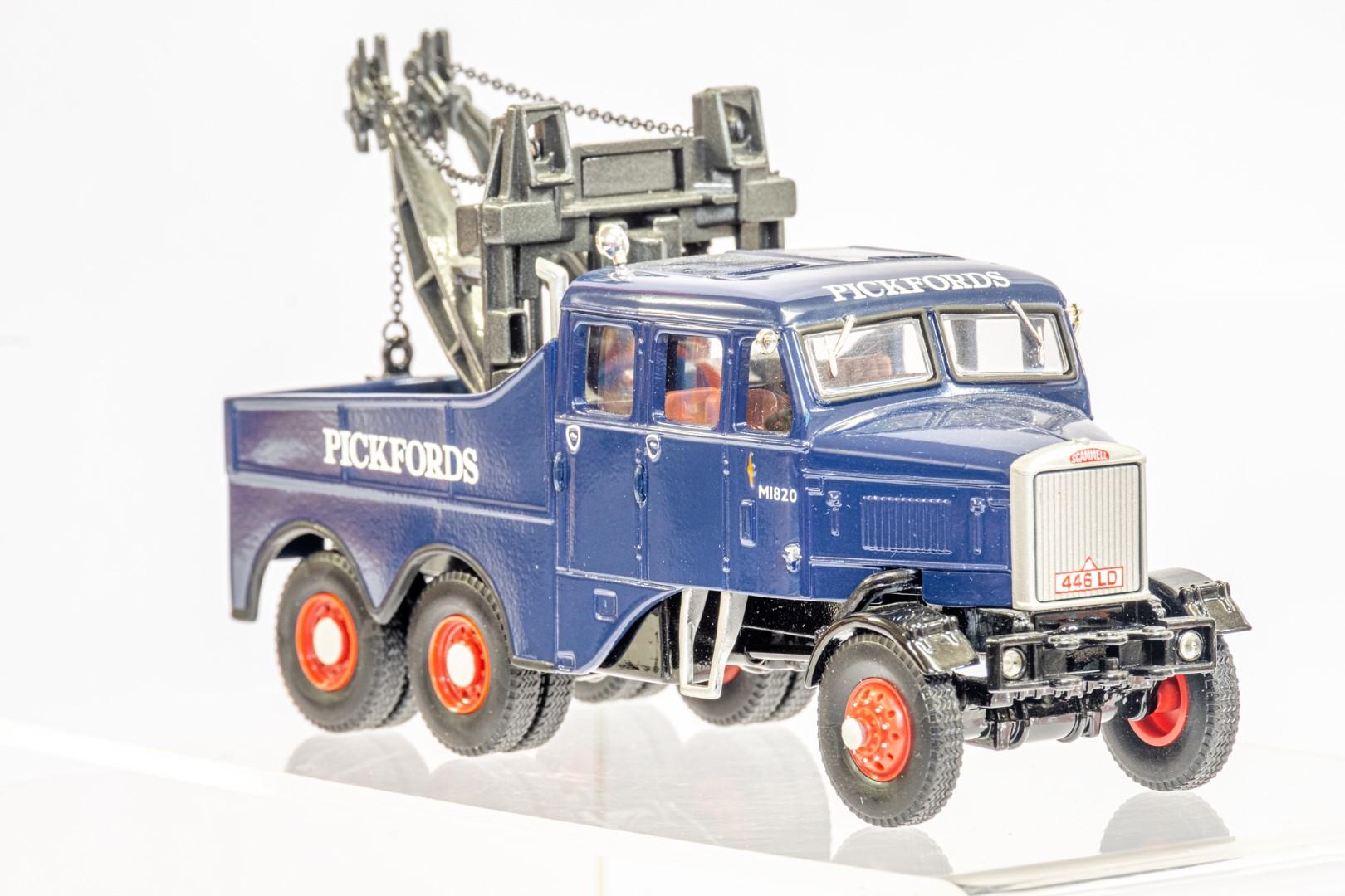 Corgi Pickfords Scammell Constructor Wrecker - Image 8 of 8