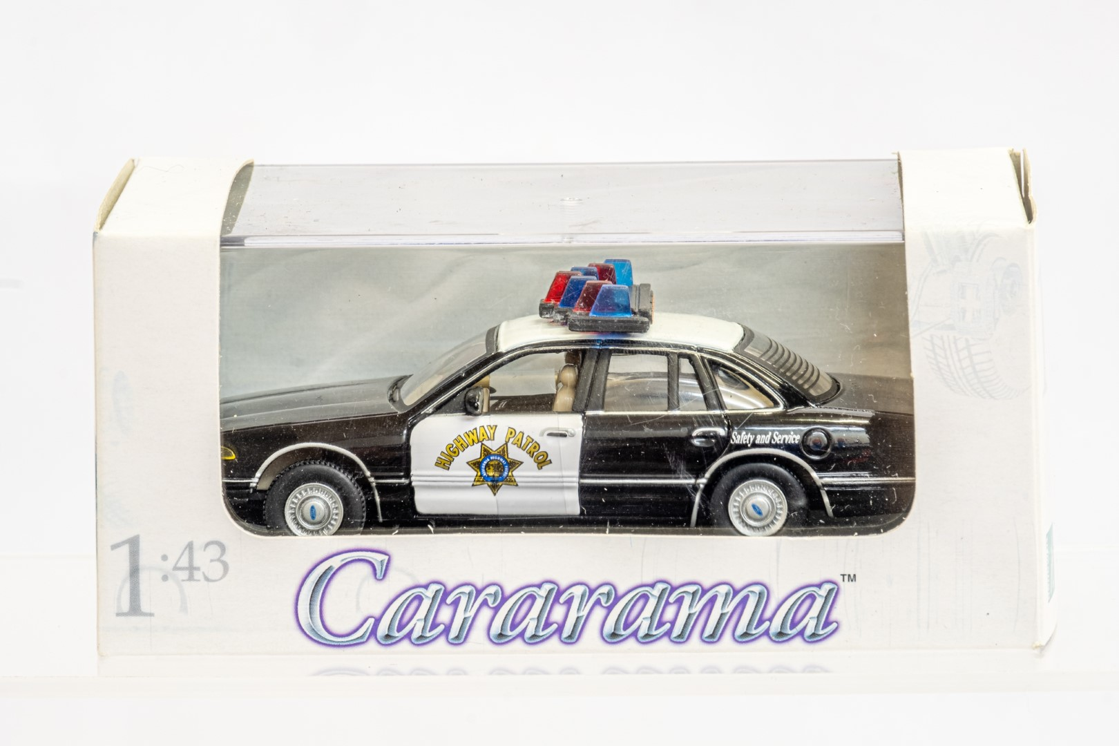 2 x American Police Cars - Image 2 of 12