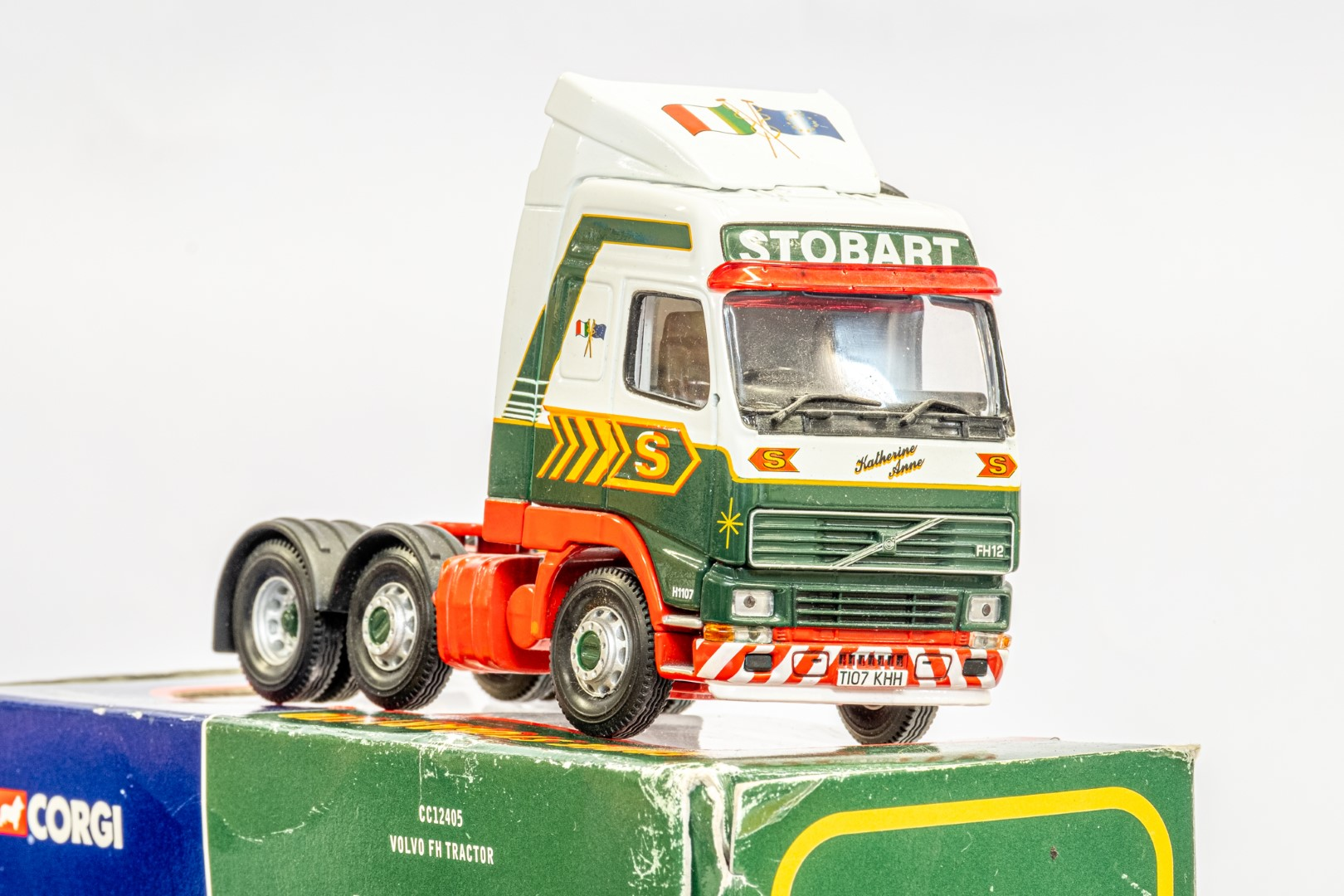 Corgi Volvo FH Tractot - Eddie Stobart Ltd - Image 7 of 7