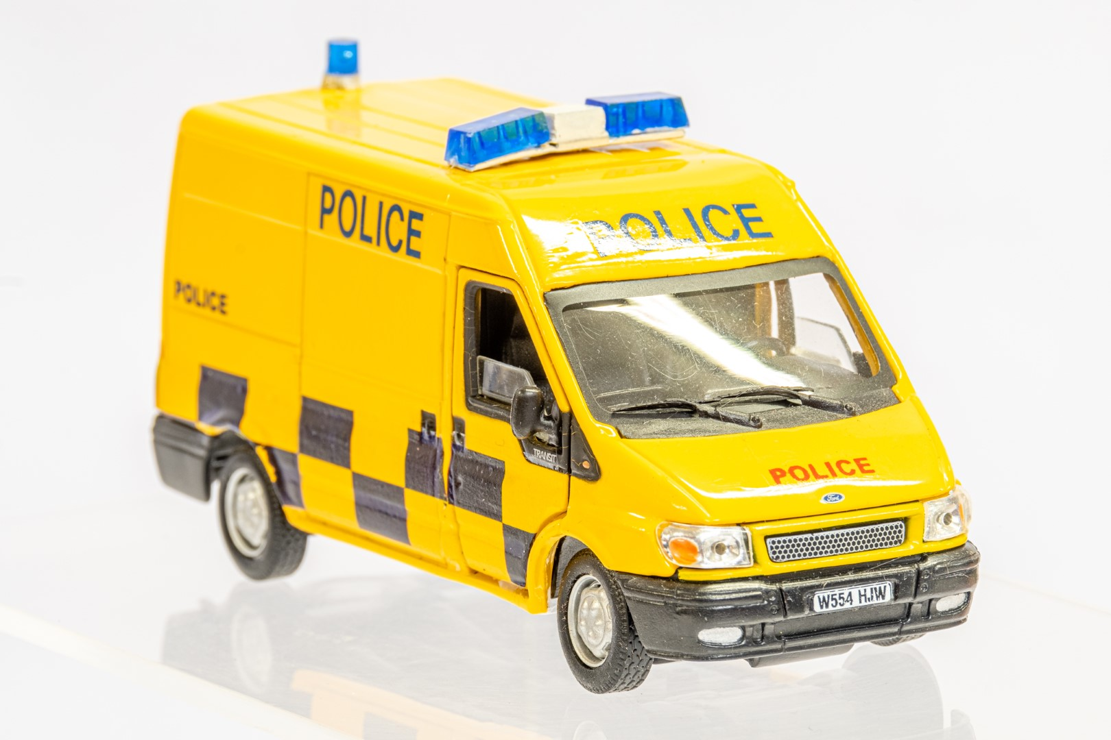 Richmon Toys Ford Transit Police Van - The Bill - Image 7 of 7