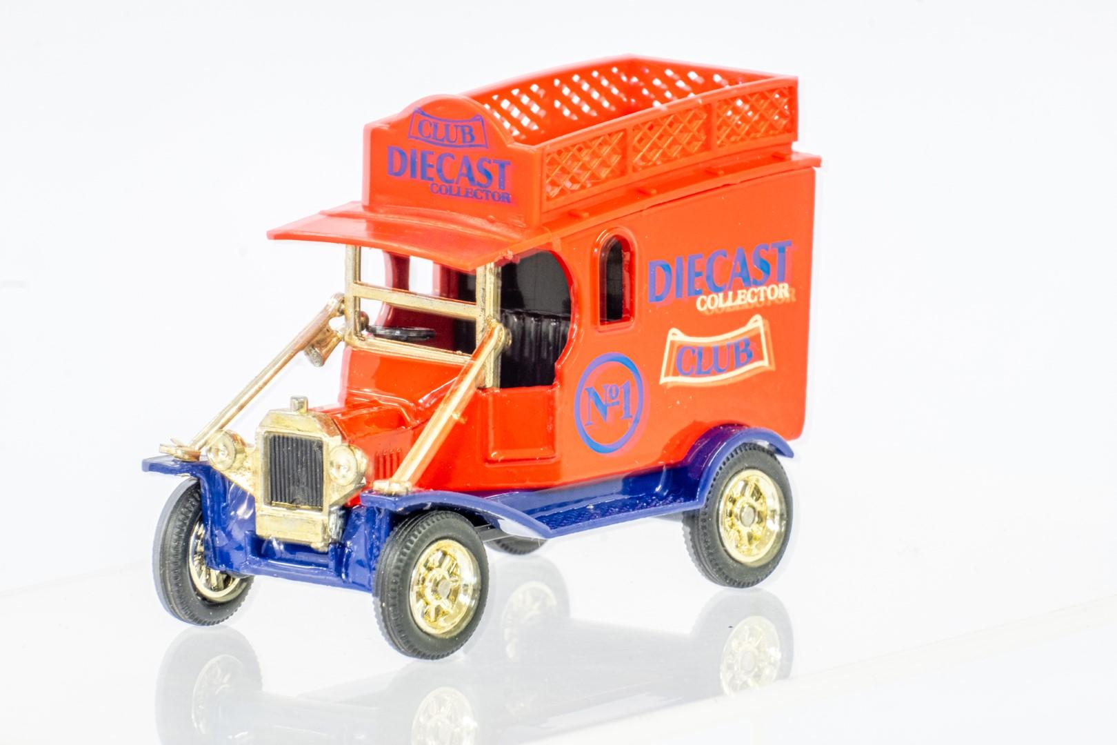 Corgi & Oxford Ford Popular Van & Model T Van - Image 6 of 8
