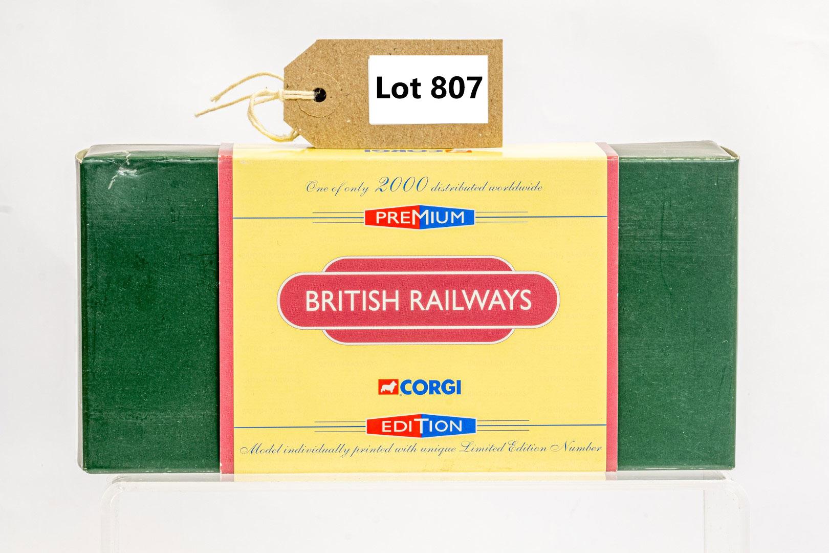 Corgi Scammell Scarab - British Rail