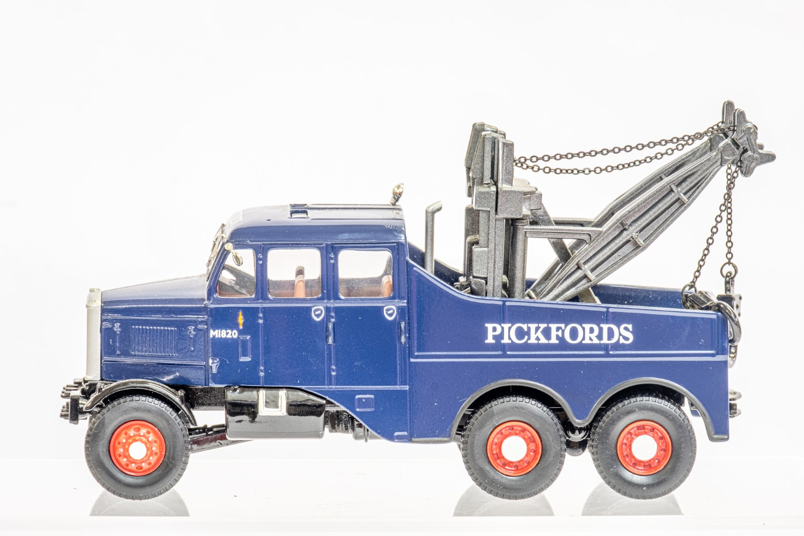 Corgi Pickfords Scammell Constructor Wrecker - Image 4 of 8