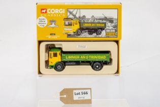 Corgi AEC Dropside - Limmer & Trinidad -