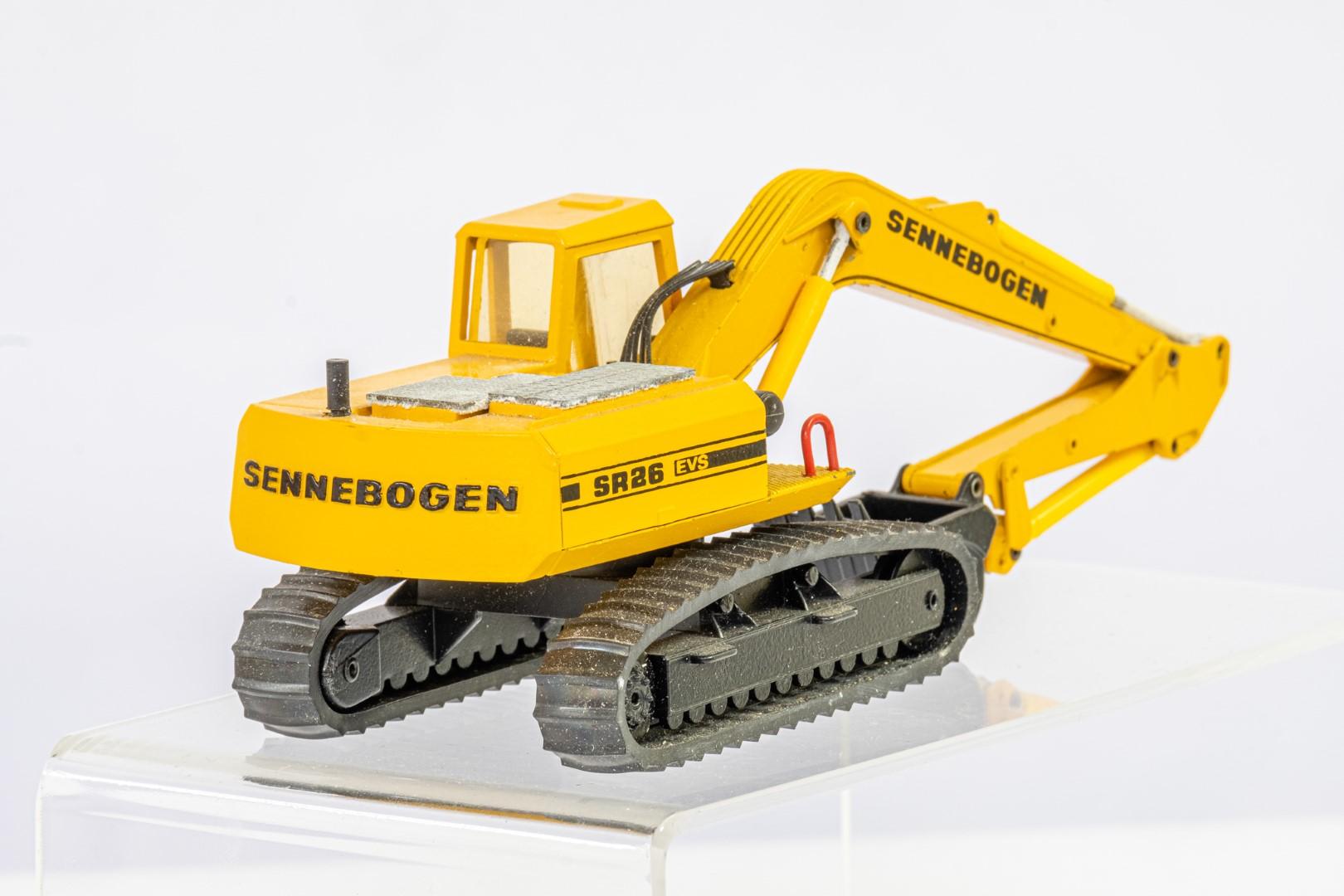 Conrad Sennebogen EVS SR26 Tracked Excavator - Rare - Image 3 of 3
