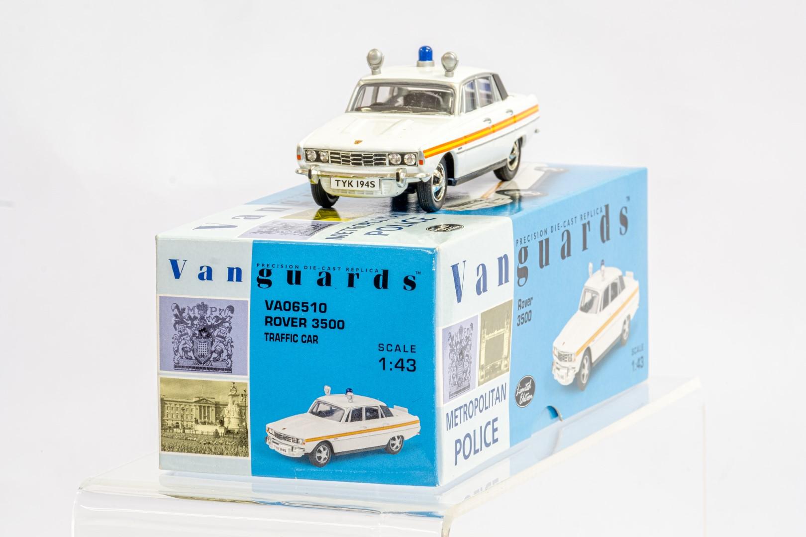 Vanguards Rover 3500 - Traffic Car - Image 3 of 8