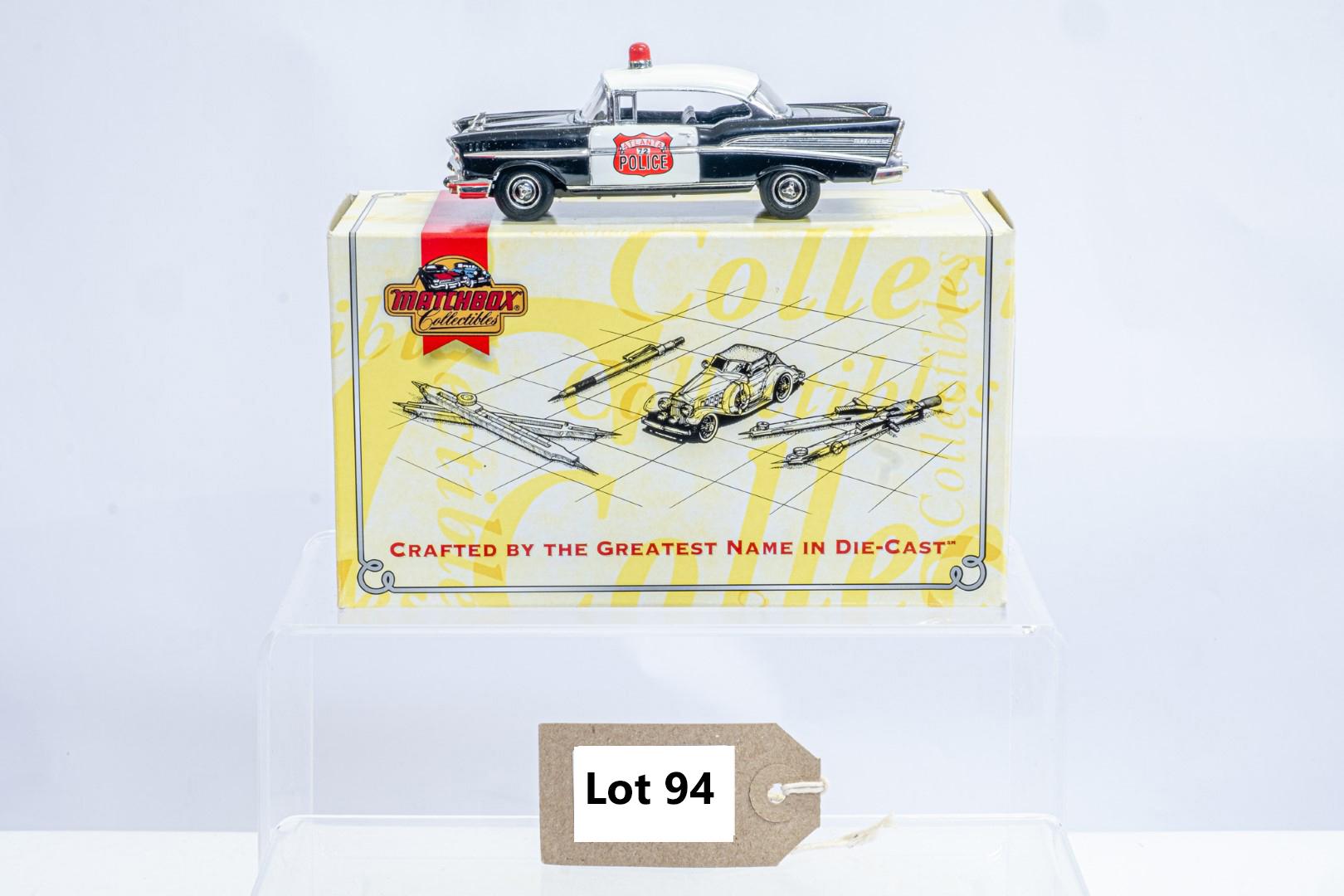 Matchbox 1957 Chevrolet Bel Air