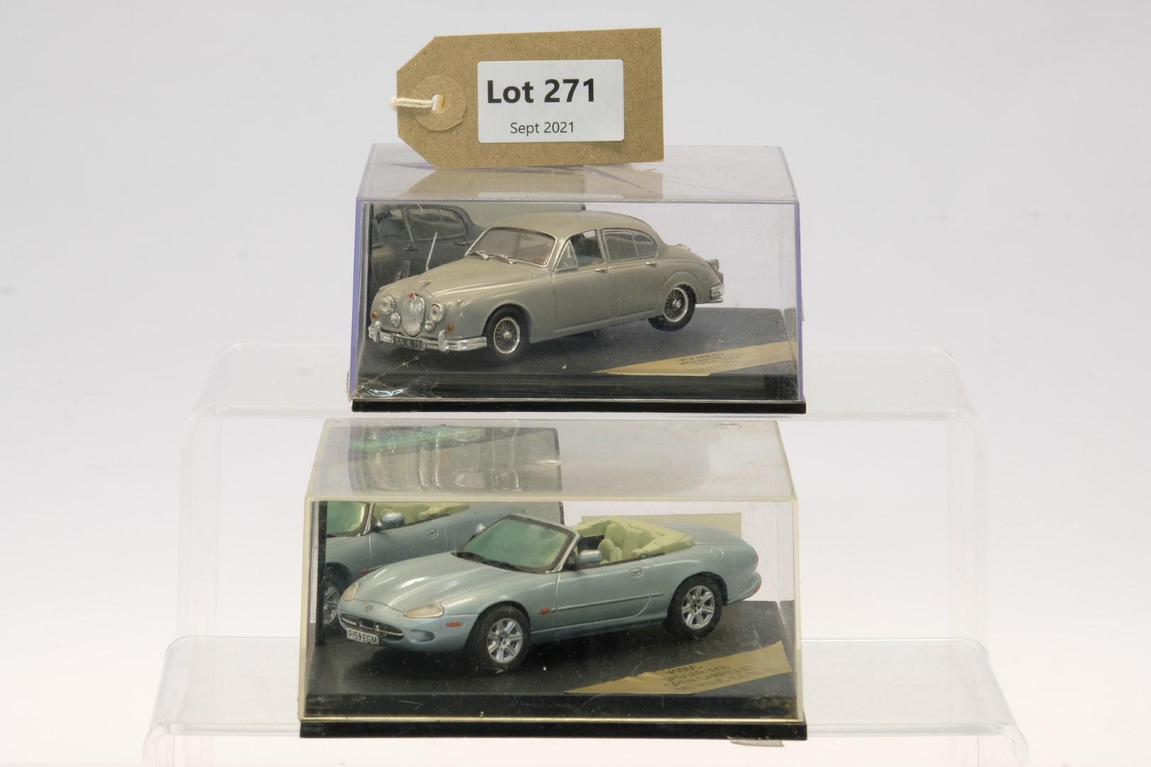 Vitesse 2 Jaguar Models
