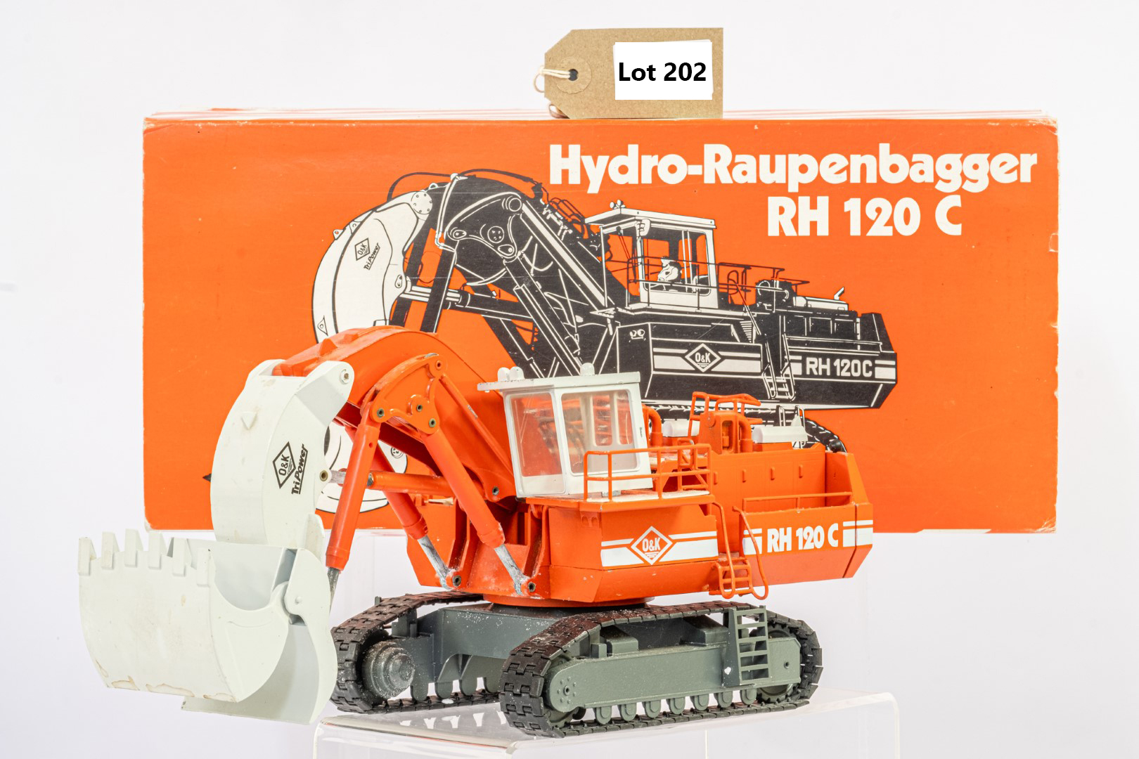 Conrad O&K Hydro Raupenbagger RH120C