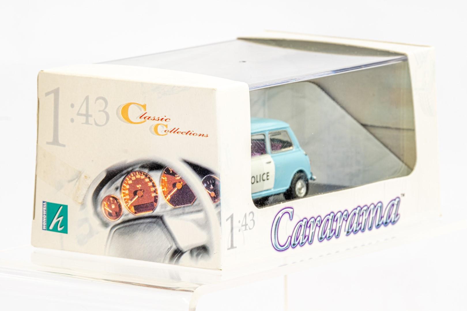 Cararama Mini Cooper - Police 1960 - Image 2 of 3