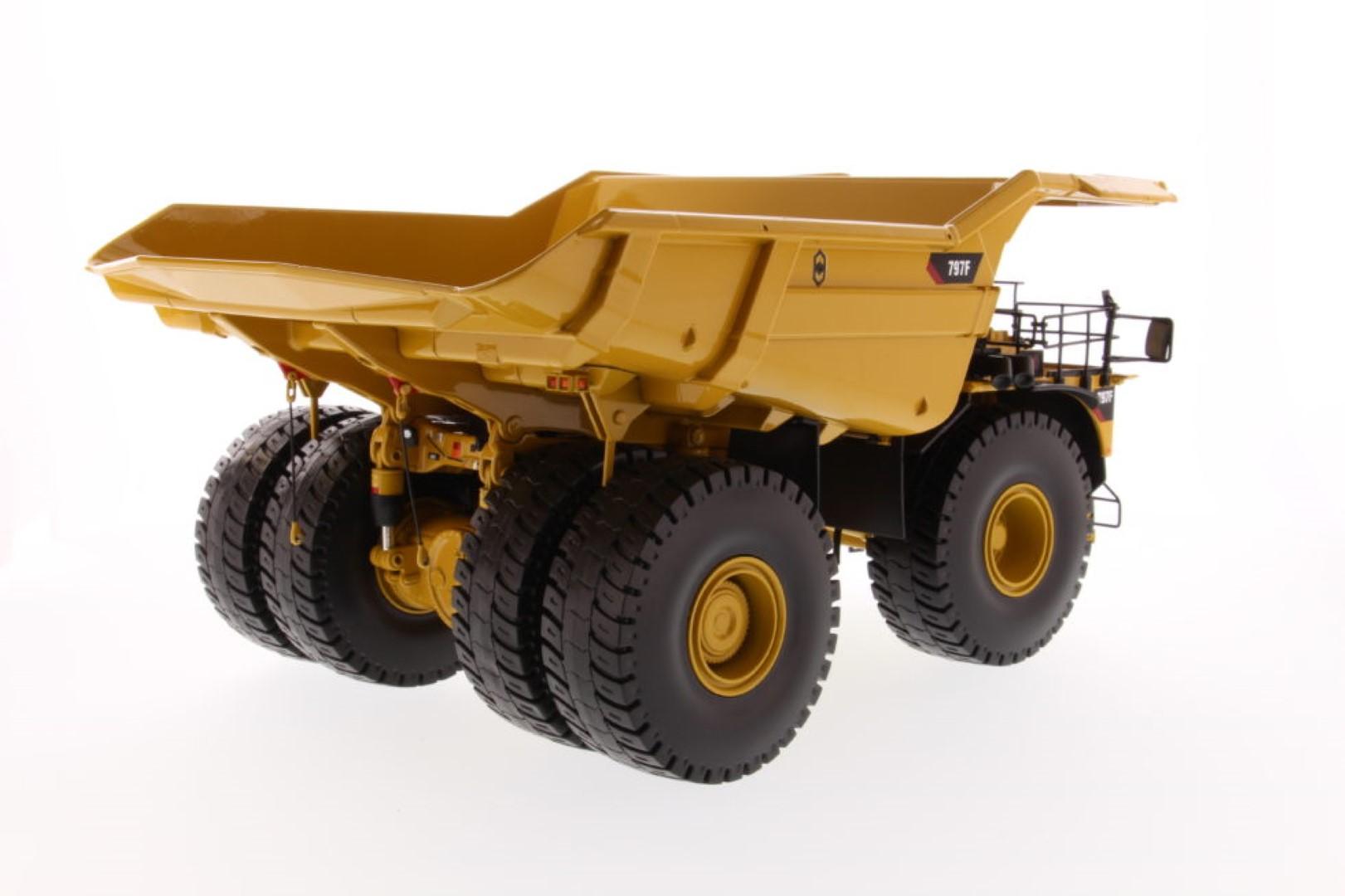 Diecast Masters CAT 797F Tier 4 Mining Truck - Image 4 of 5