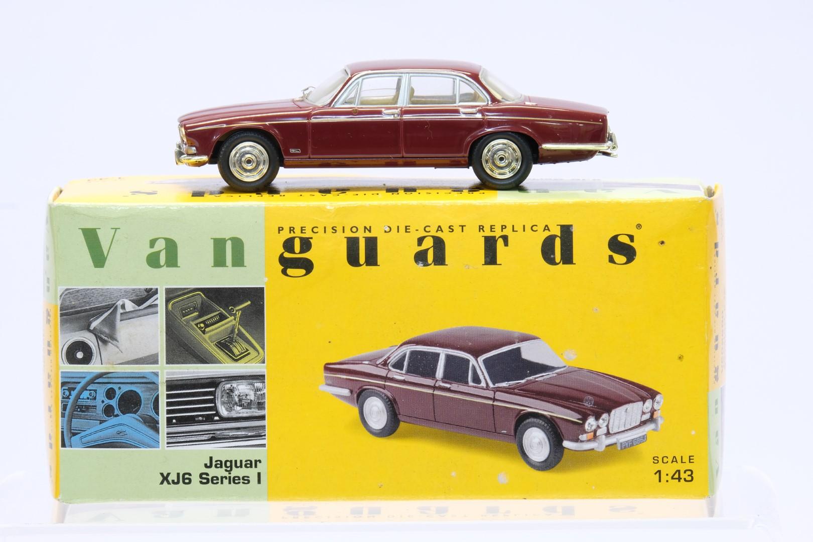 Vanguards 3 Boxed Car Models - Image 4 of 4