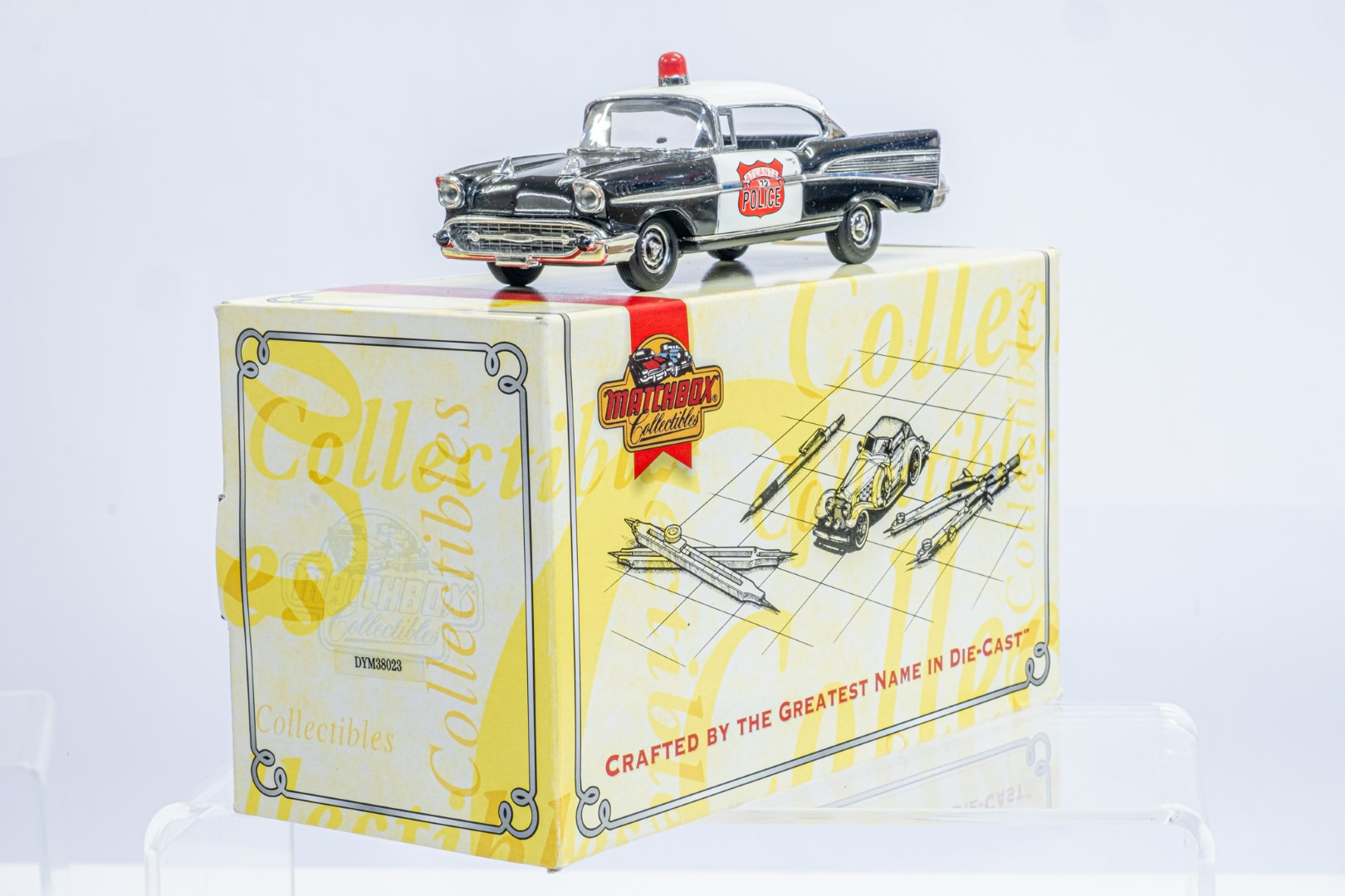 Matchbox 1957 Chevrolet Bel Air - Image 3 of 8