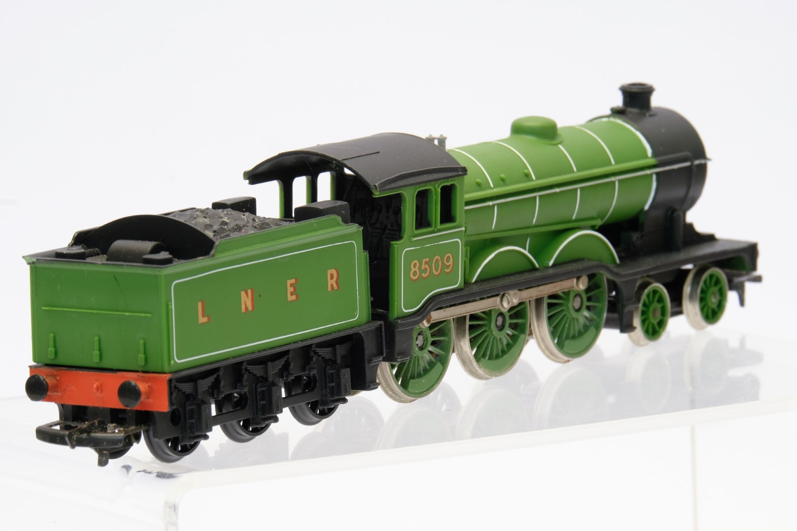 Hornby Class B12 Locomotive And Tender LNER 8509 - No Box - Image 3 of 3