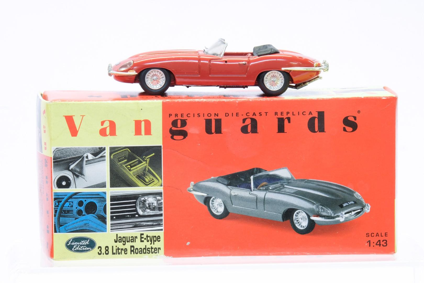 Vanguards 3 Boxed Car Models - Image 3 of 4