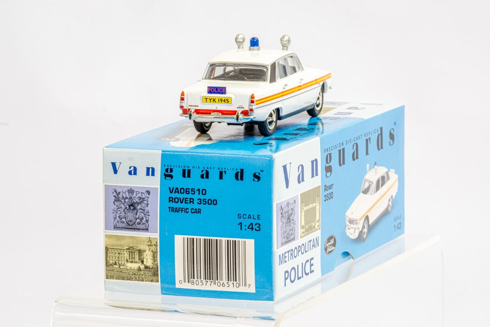 Vanguards Rover 3500 - Traffic Car - Image 4 of 8
