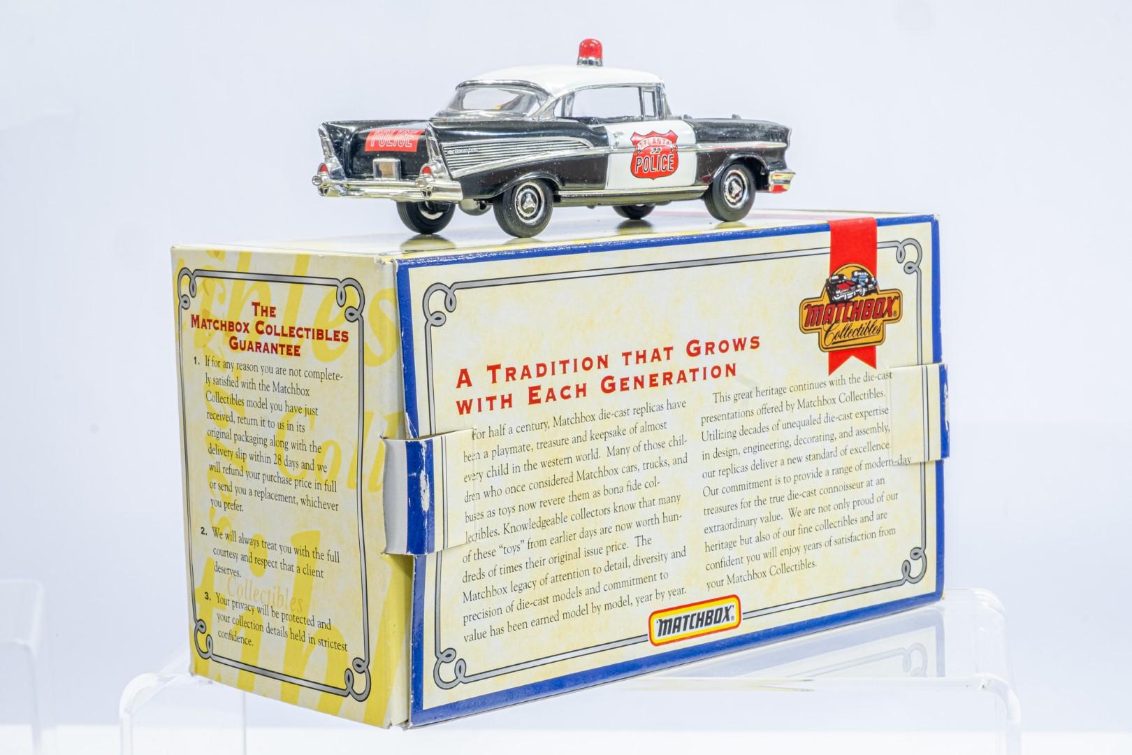 Matchbox 1957 Chevrolet Bel Air - Image 4 of 8