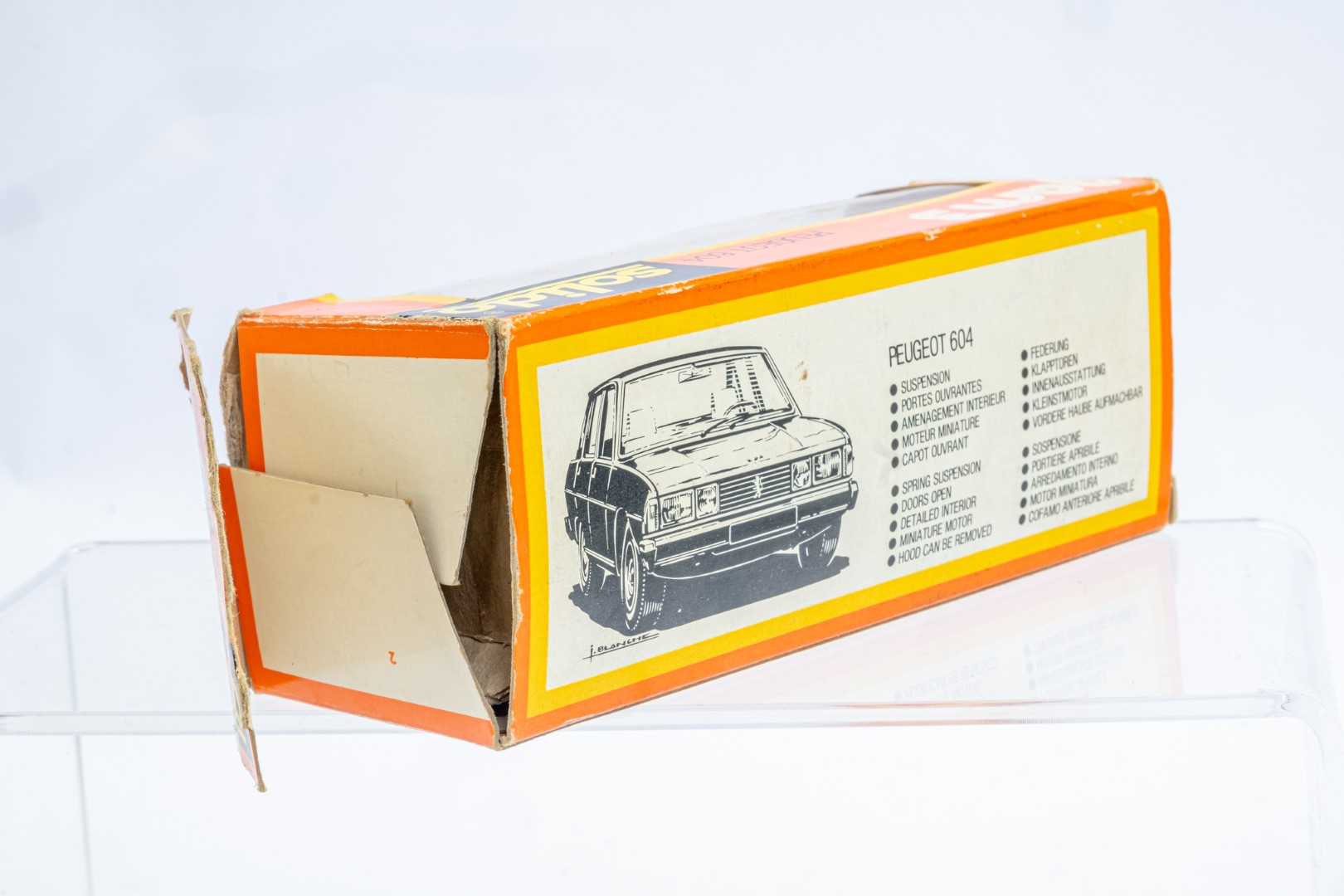 Solido 40 Peugeot 604 - Image 3 of 8
