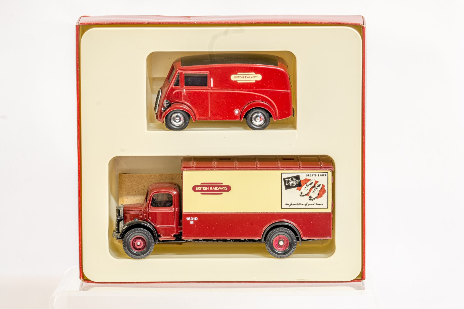 Corgi & Lledo 2 Boxed Models - Service Vans Of the 50's & 60's & Sentinel Ballast - Image 6 of 12