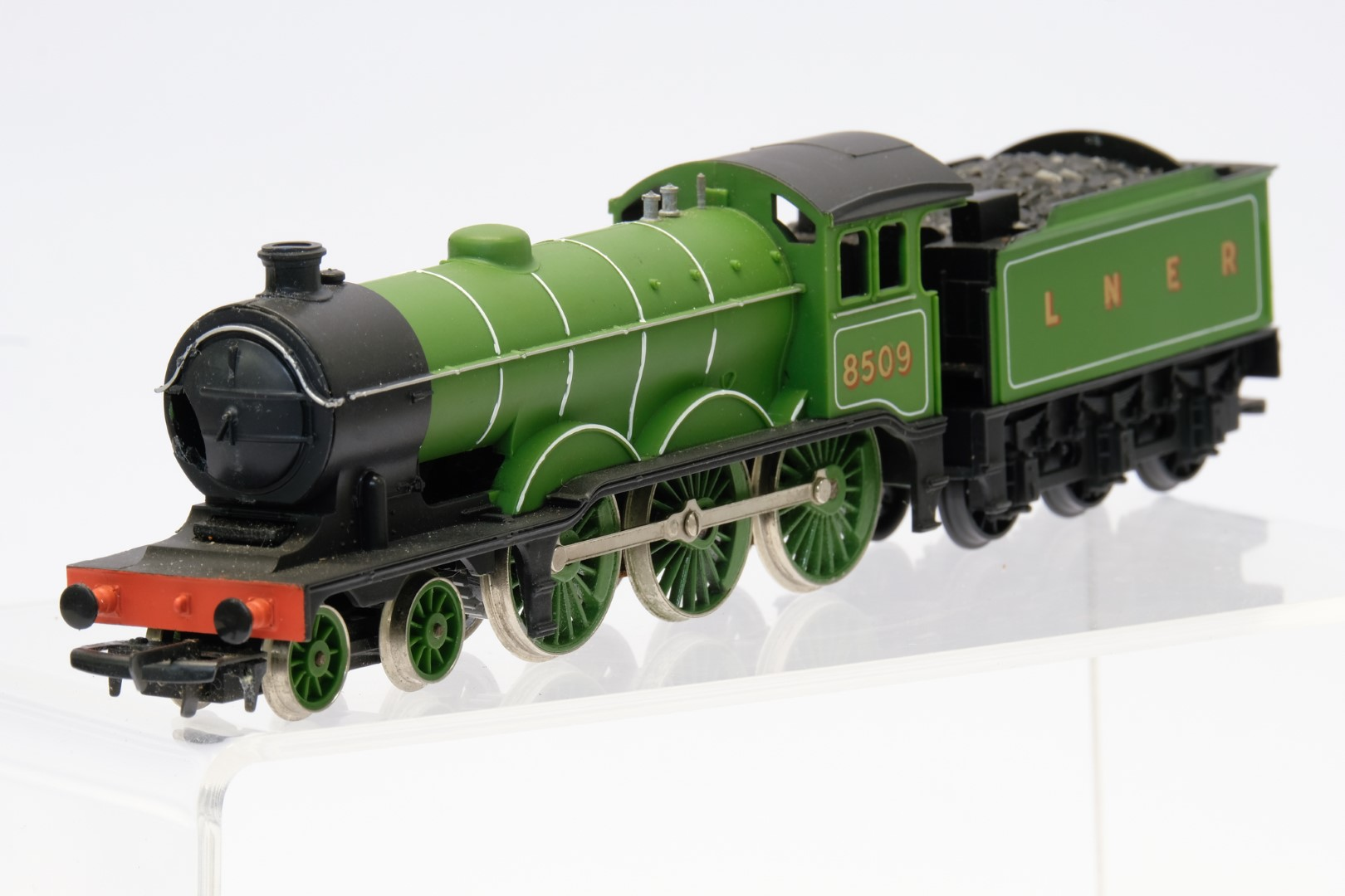 Hornby Class B12 Locomotive And Tender LNER 8509 - No Box - Image 2 of 3