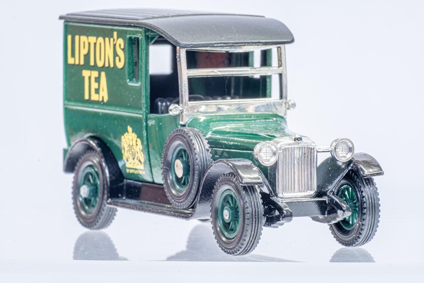 Matchbox 1927 Talbot Van Y-5 - Liptions Tea - Rare - Image 9 of 9