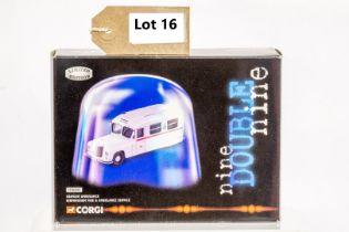 Corgi Daimler Ambulance - Birmingham Fire & Ambulance Service