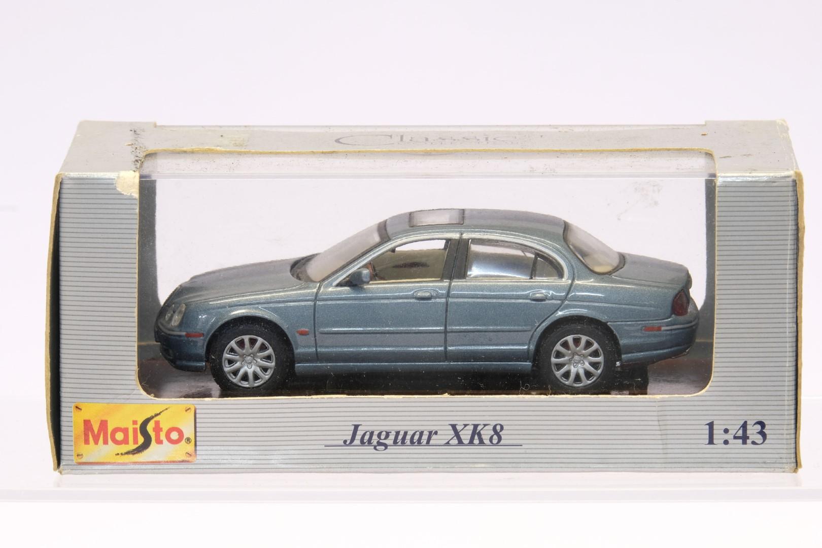 Maisto 3 Jaguar Models - Image 4 of 4