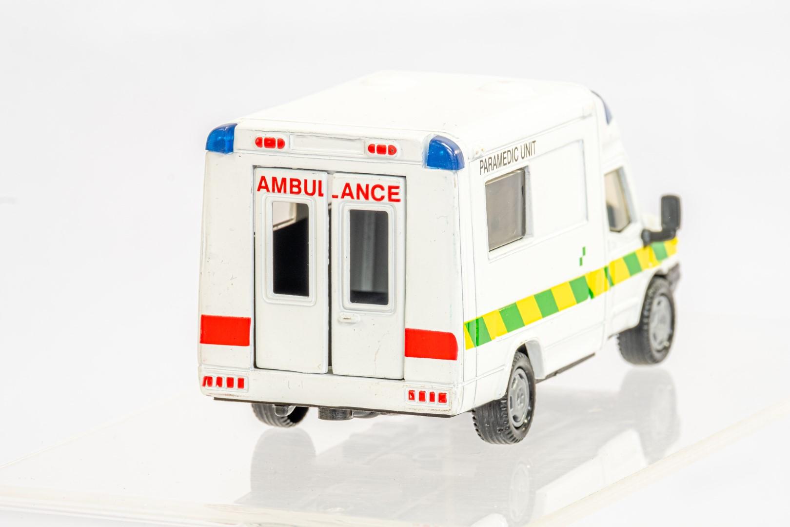 4 x Assorted Ambulance - Image 3 of 9