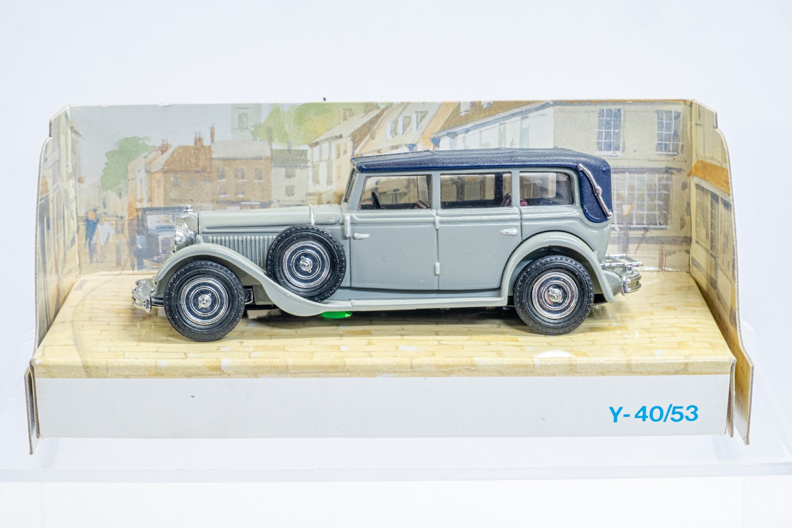 Matchbox Mercedes Benz 770 Y40 1931 - Image 4 of 4
