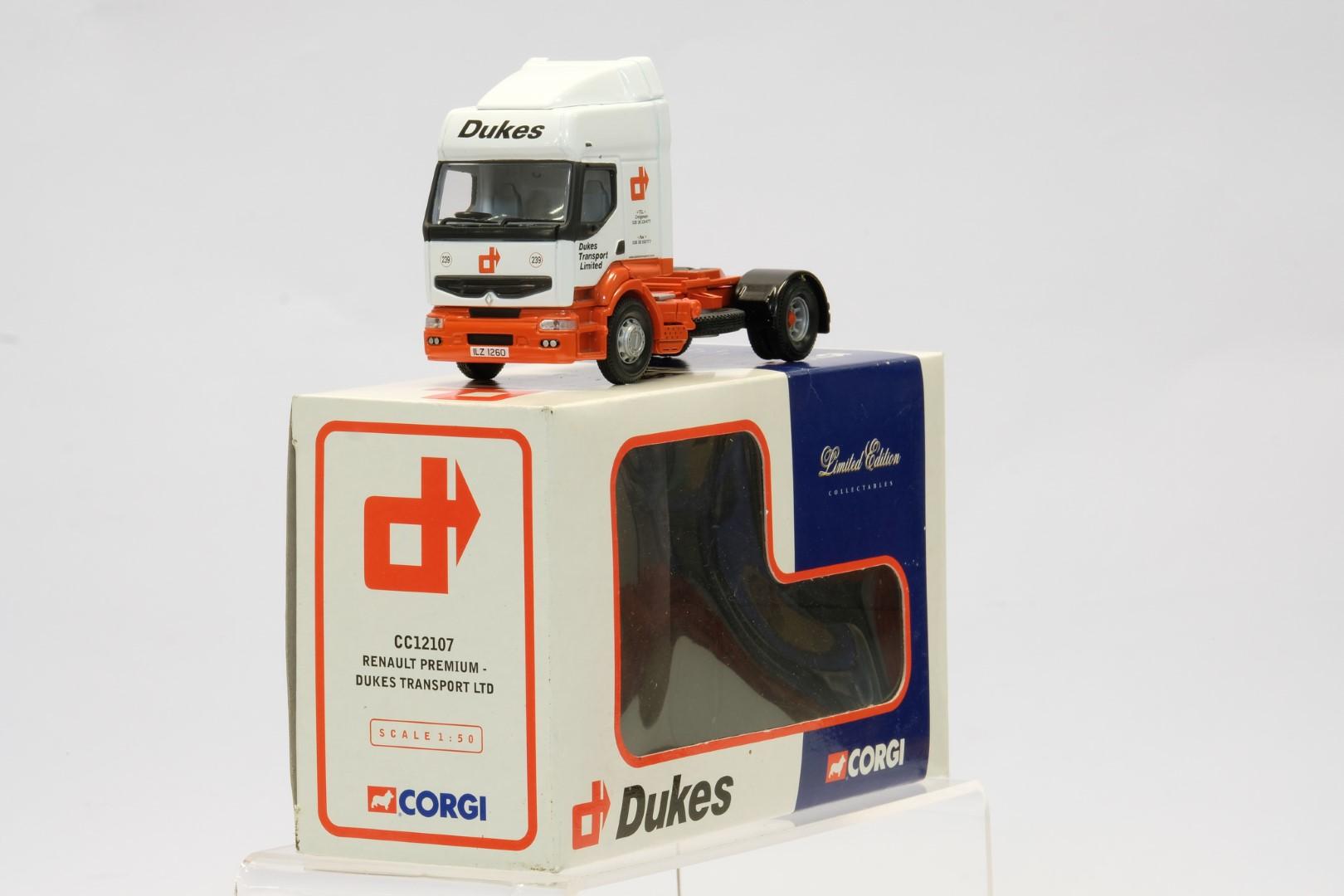 Corgi Thames Trader Platform Trailer & Container - Pickfords - Image 2 of 3