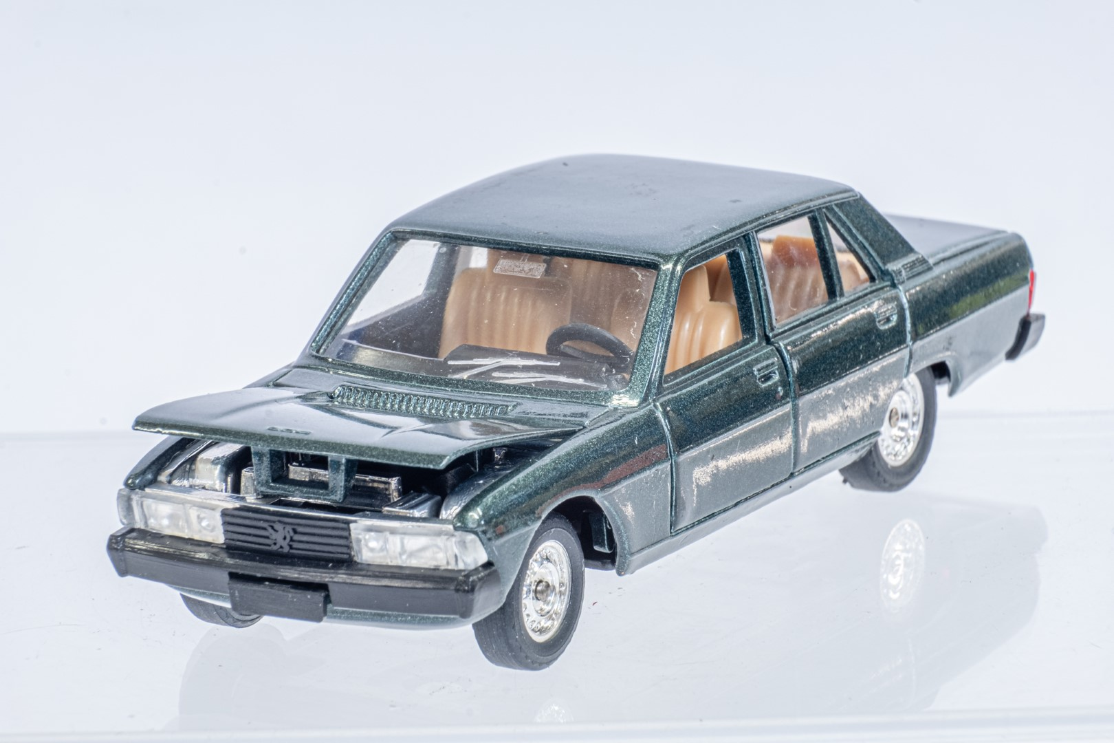 Solido 40 Peugeot 604 - Image 5 of 8
