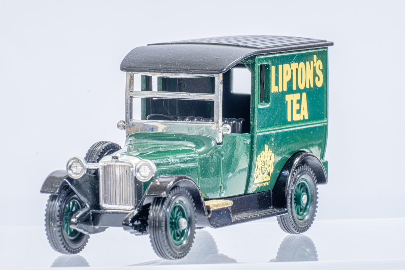 Matchbox 1927 Talbot Van Y-5 - Liptions Tea - Rare - Image 6 of 9