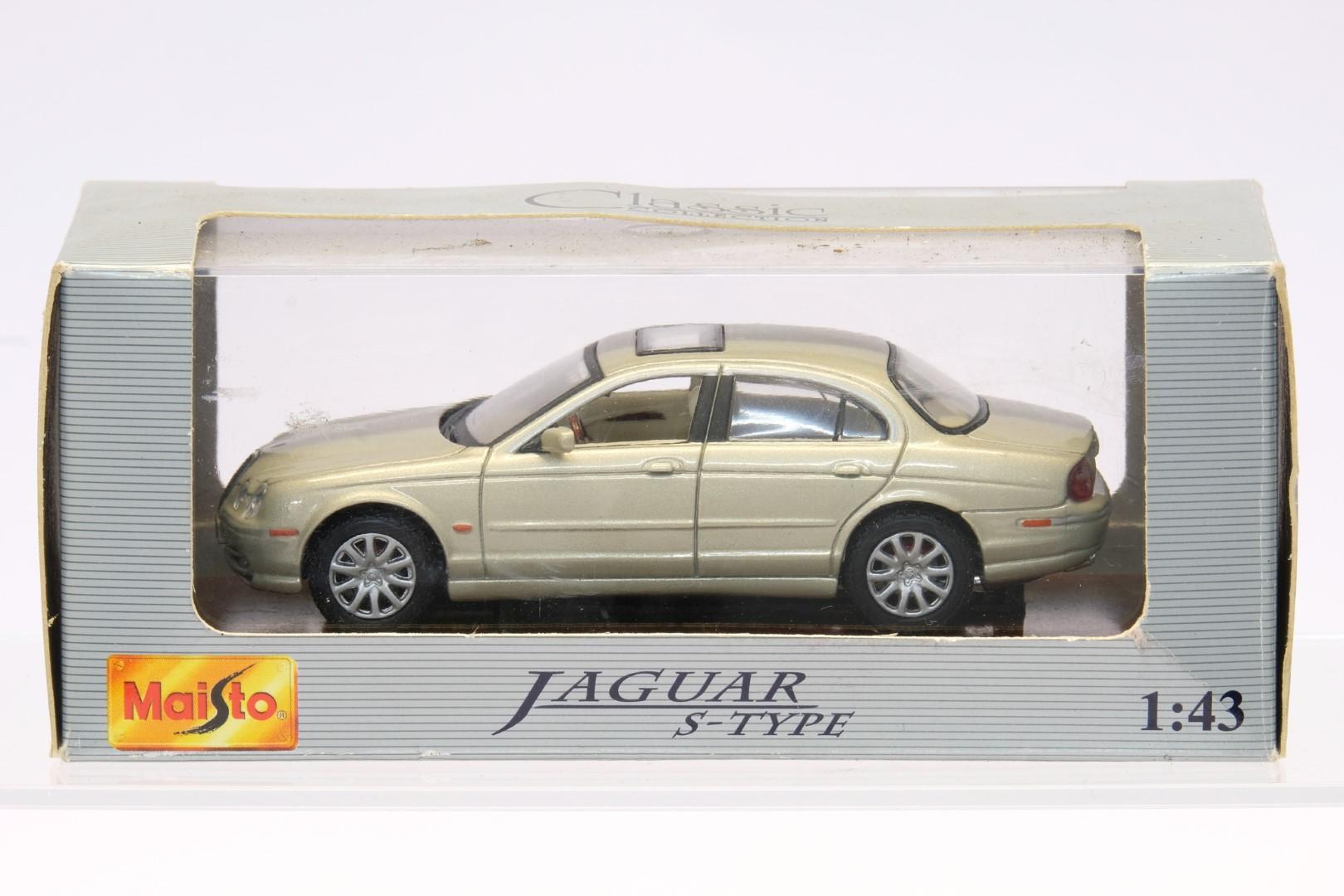 Maisto 3 Jaguar Models - Image 2 of 4