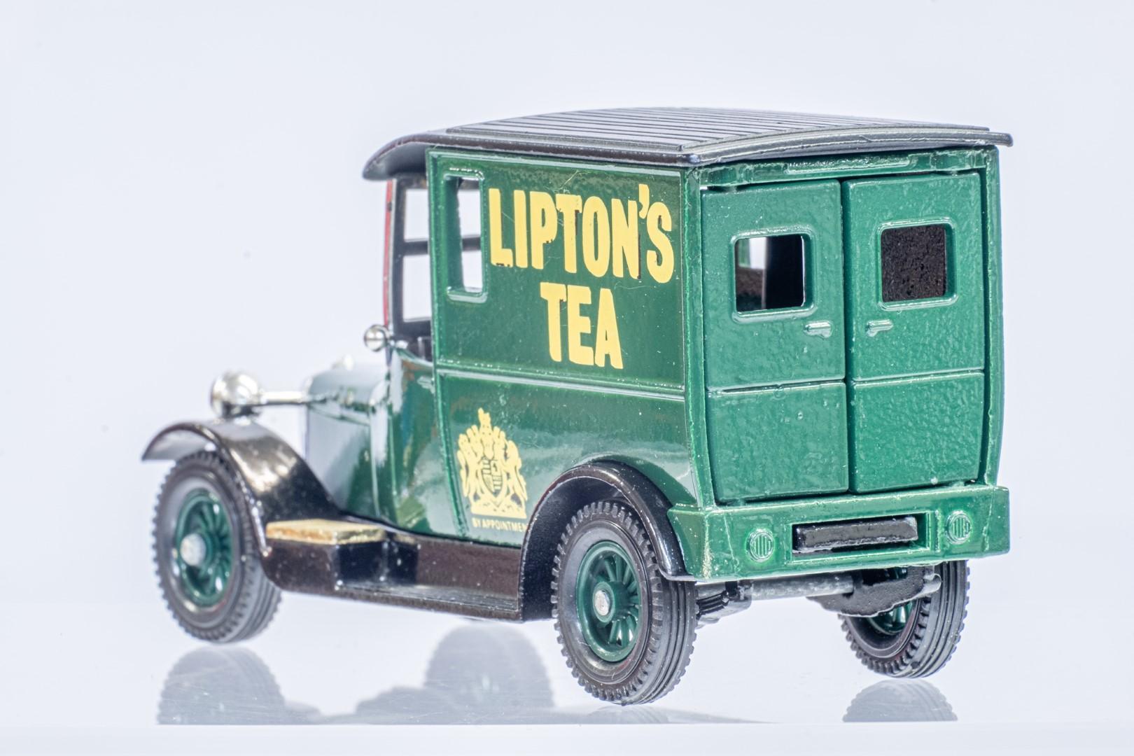 Matchbox 1927 Talbot Van Y-5 - Liptions Tea - Rare - Image 7 of 9