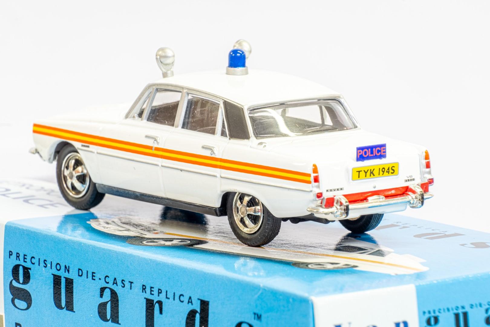 Vanguards Rover 3500 - Traffic Car - Image 6 of 8