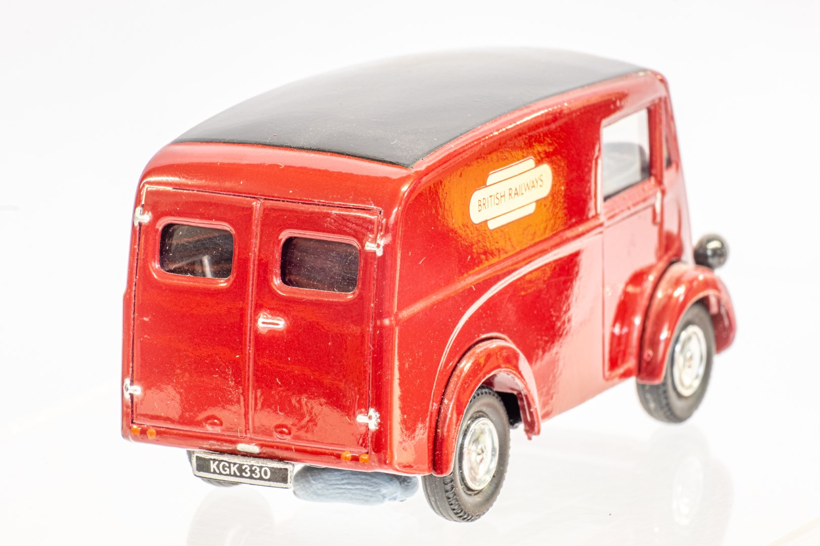 Corgi & Lledo 2 Boxed Models - Service Vans Of the 50's & 60's & Sentinel Ballast - Image 12 of 12