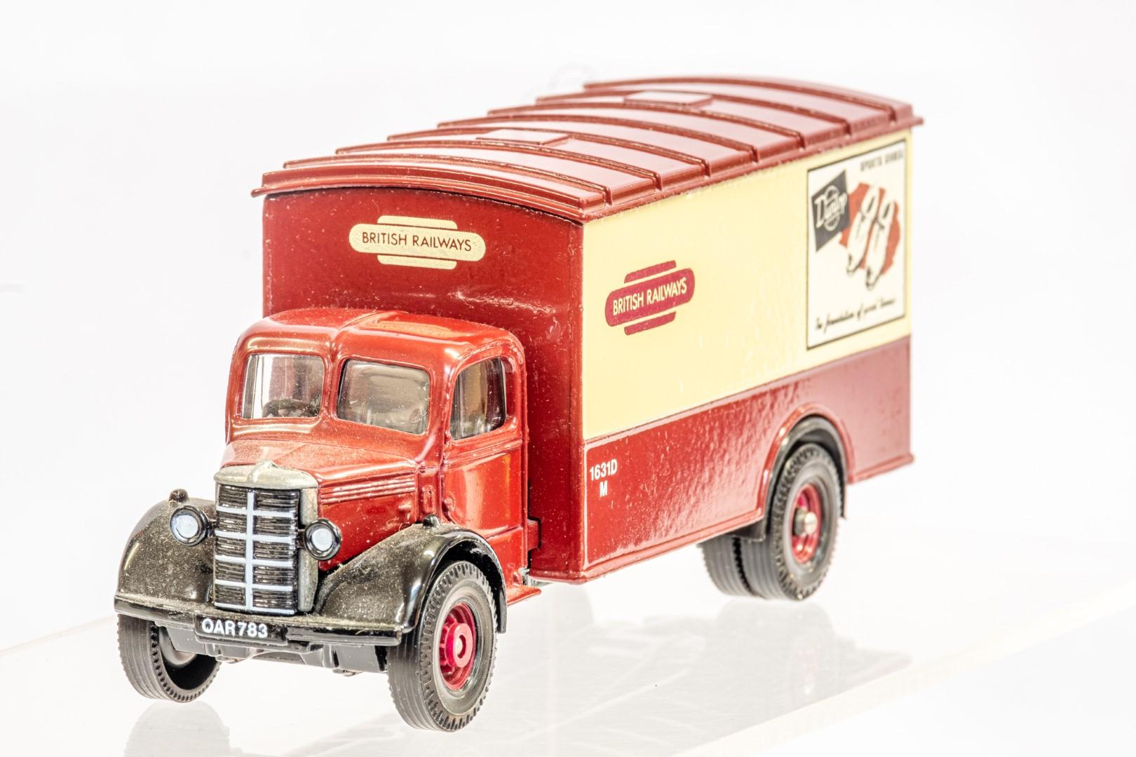 Corgi & Lledo 2 Boxed Models - Service Vans Of the 50's & 60's & Sentinel Ballast - Image 9 of 12