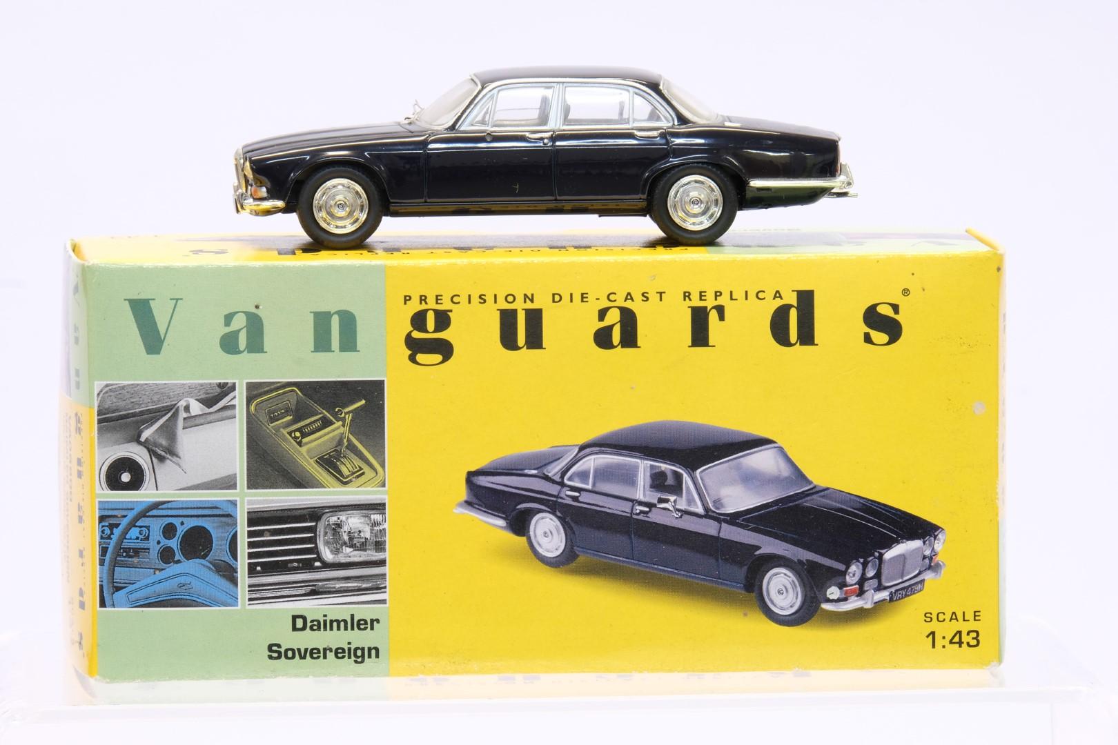 Vanguards 3 Boxed Car Models - Image 2 of 4