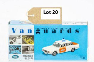 Vanguards Triumph 2.5 PI - West Mercia Constabulary