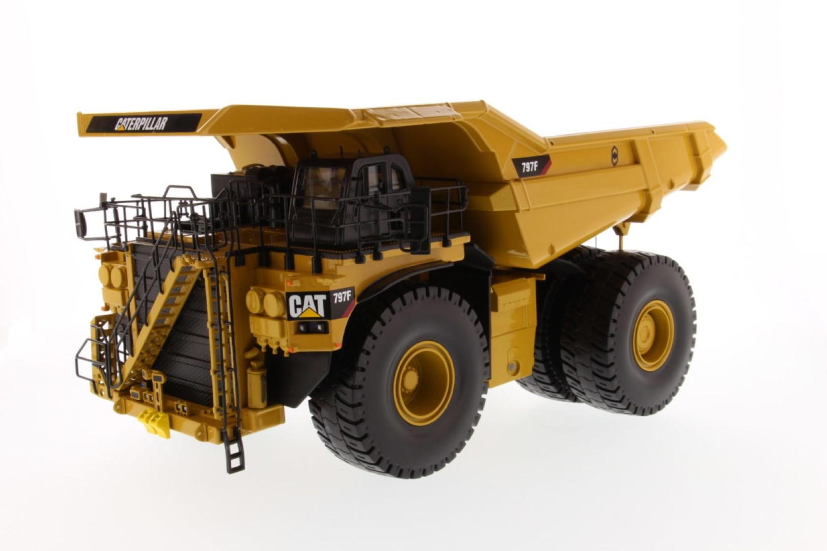 Diecast Masters CAT 797F Tier 4 Mining Truck - Image 2 of 5