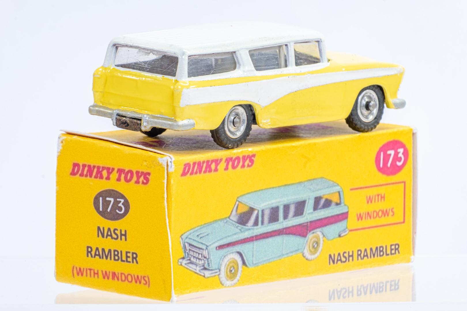 Dinky Nash Rambler - Code 3 & Reproduction Box - Image 3 of 7