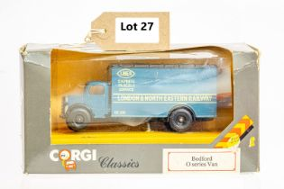 Corgi Bedford O Series Van - LNER - London & North Eastern Railway