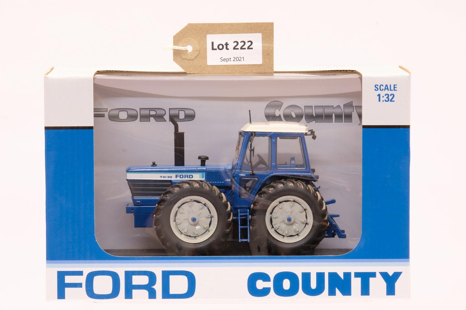 Universal Hobbies Ford TW30 County 1884 Prototype